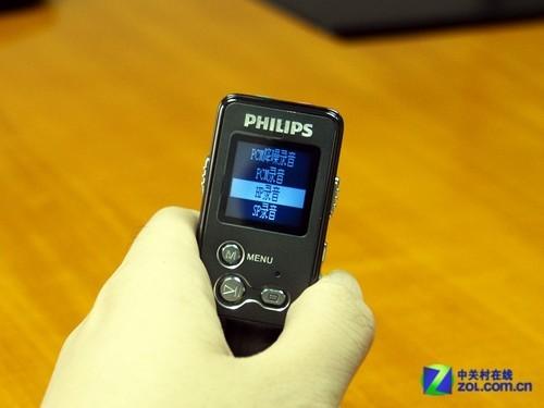 全金属高性价比优选飞利浦VTR6100评测