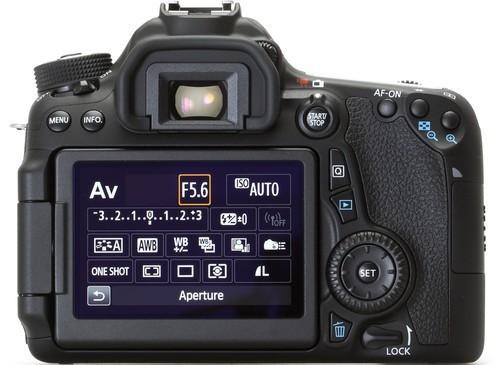 像素提升对焦加强 佳能发布EOS 70D单反