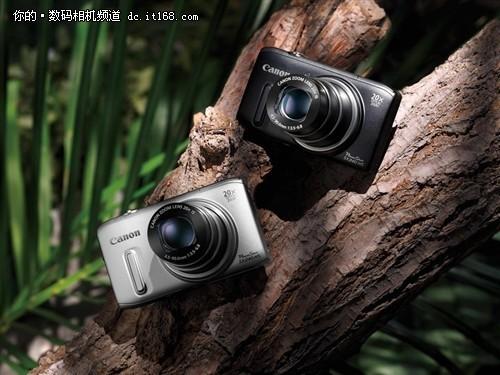 20X光变长焦卡片佳能SX240售价1750元