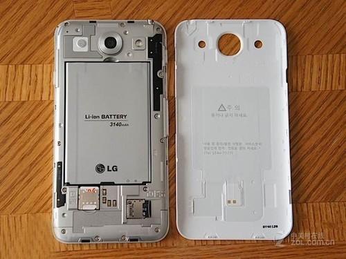5.5英寸四核大屏 LG Optimus G Pro大降