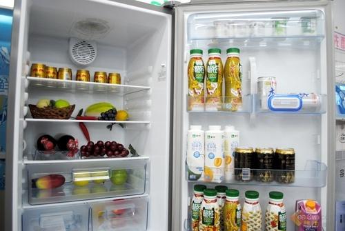 智能更节能 容声双开门冰箱惊喜促销