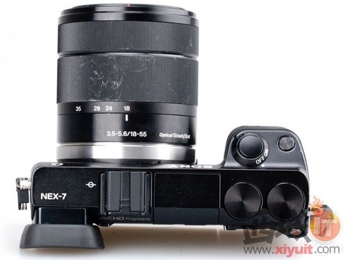 全画幅微单促销 索尼NEX-7套机5800元_数码