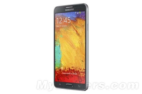 廉价版Galaxy Note 3发布:2个版本/3种颜色