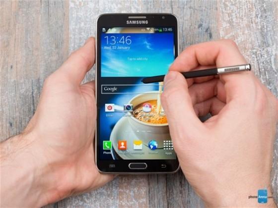 三星Galaxy Note 3 Neo真机上手预览