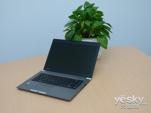 发力商用市场 东芝Tecra Z40笔记本评测首发