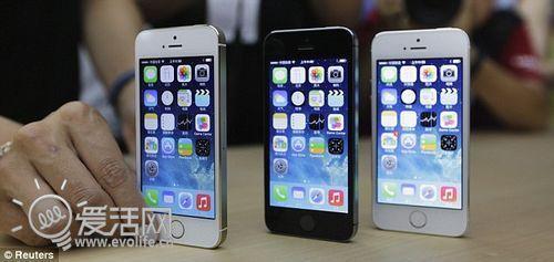 iPhone5s电池耗尽依旧可以记录用户足迹