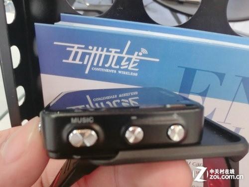 CeBIT2014:五洲无线展智能穿戴新成果
