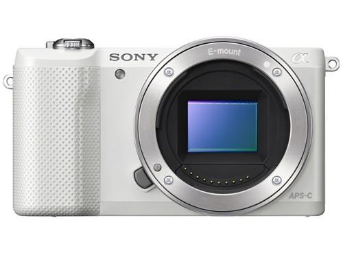 时尚微单相机索尼A5000仅售2850元