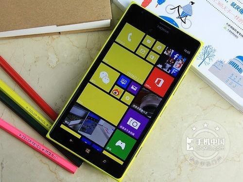 2000万像素镜头 Lumia 1520欲破三千元