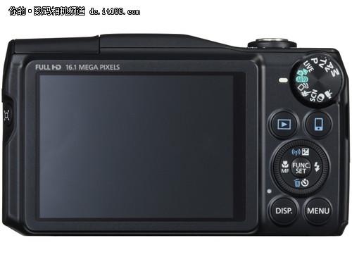 时尚兼顾轻薄佳能SX700HS仅售2280