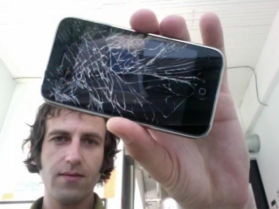 智能手机防碎显示屏问世