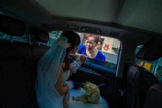 抓取稍纵即逝的瞬间婚礼摄影实用技巧(4)