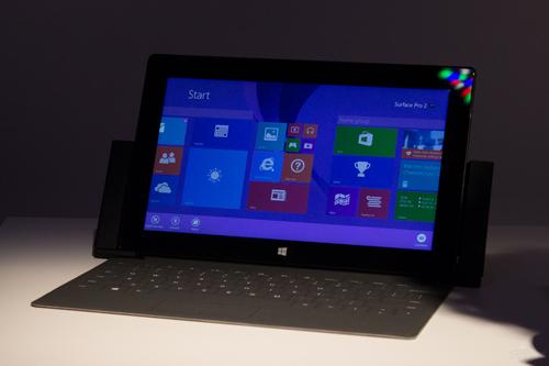 主流配置微软SurfacePro2价格7388元