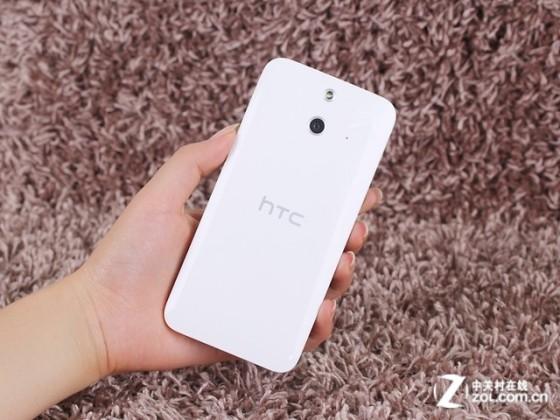 手感表现不错 HTC One时尚版京东热销中