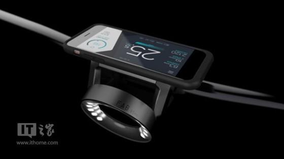 安全又智能:COBI把智能手机带到自行车上