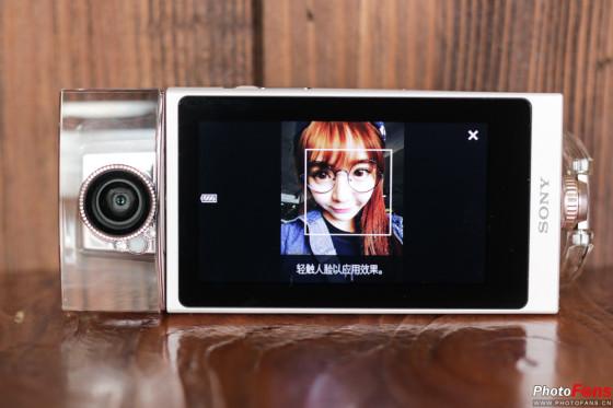 索尼靓咔KW1美颜相机评测