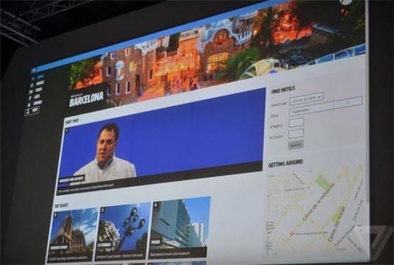 微软展示Win10通用应用在XboxOne中运行