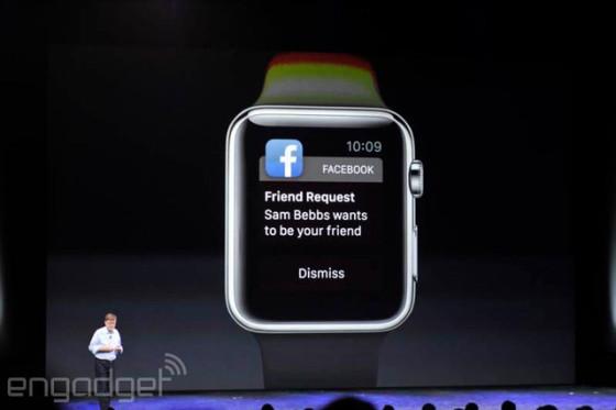 Apple Watch引发新潮流:一句话的短新闻