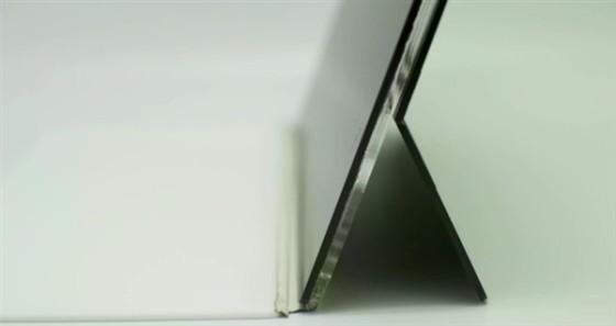 罕见:微软公开Surface原型机