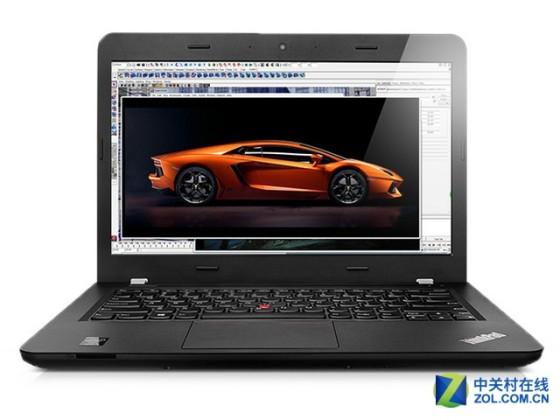 商务娱乐本 ThinkPad E450广州售3930元