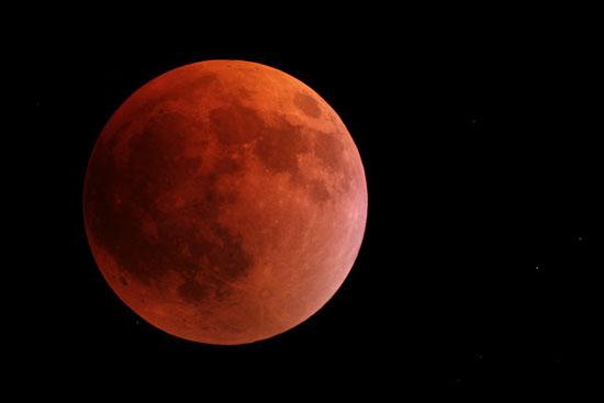 天象:21日白天发生月全食可网上观看