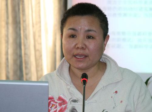 科技时代_图文:嘉星一族传媒集团总经理柴俪杰演讲