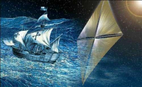 """太阳帆可以像""""正方体微型卫星""""(cubesat)任务一样,作为二次有效"""