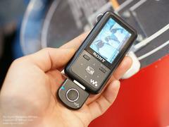 索尼小巧MP4新款S616特价促销1199元