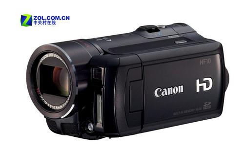 双模时代到来佳能高清摄像机HF10发布