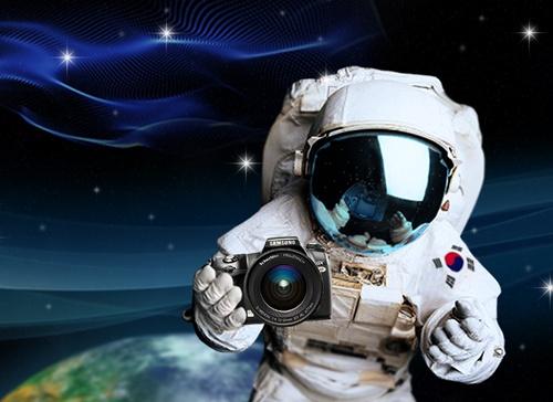 科技时代_三星Techwin数码相机搭乘Soyuz飞船