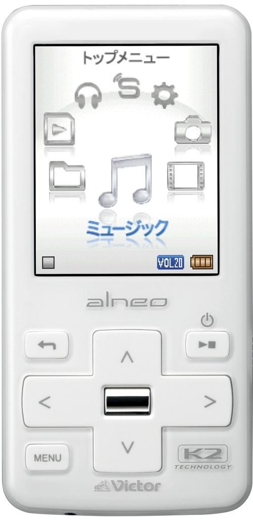日本公司推新款MP3设计精美酷似手机