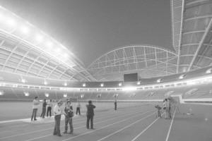 12分钟恢复 奥运供电抢修队配备GPS