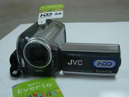 百万像素40G硬盘JVCMG275AC售3900元