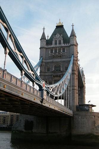 富士s2000hd演绎中的伦敦塔桥让人痴迷不已
