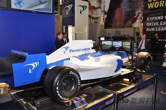 的f1赛车游戏机图片