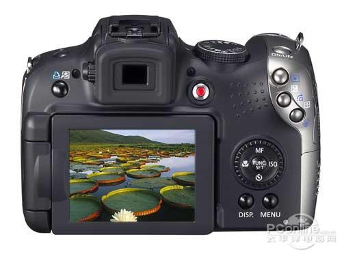 远景近景尽收眼底 佳能SX20高清相机热卖