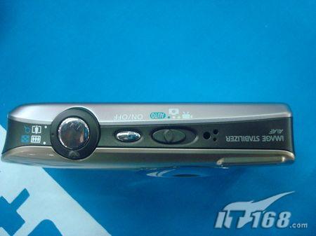 4倍光学变焦镜头佳能IXUS110仅售1799元
