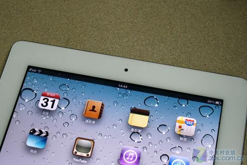 苹果iPad2VSiPodtouch4摄像头对比