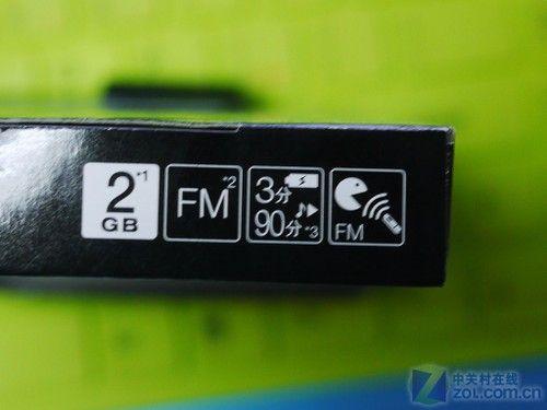 会发光的walkman索尼NWZ-B162F评测