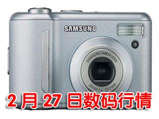 科技时代_27日数码行情:千万像素家用相机仅1600