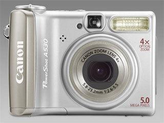 点击查看:佳能 PowerShot A530 下一张清晰大图