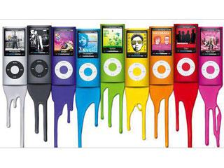 苹果iPod nano4(4G)