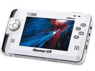 纽曼 宽屏王M8000+(160G)