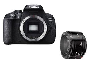 佳能700D搭配50mm f/1.8 II
