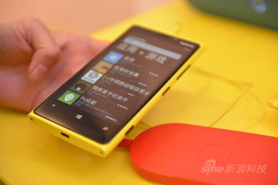 诺基亚lumia920T评测 移动定制版lumia920