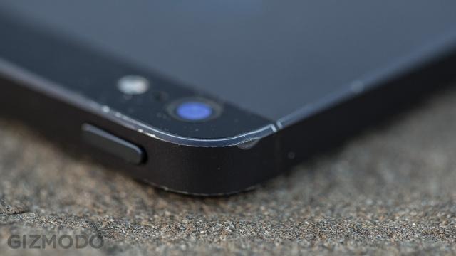 两个月实测对比iPhone5掉漆问题