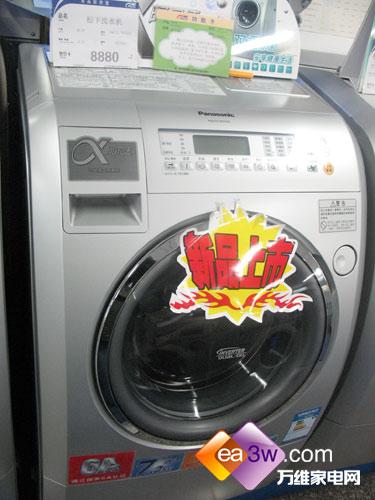 关心贴心送给老婆的五款滚筒洗衣机