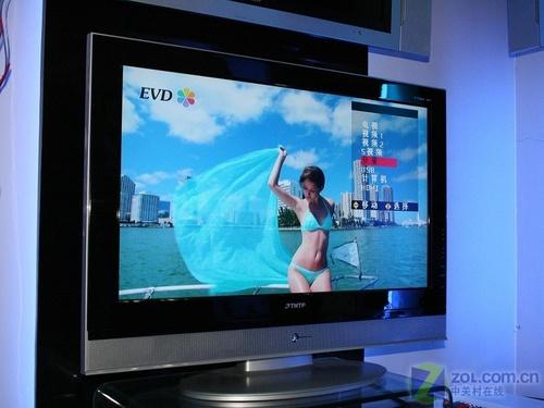 小降500元同方42��FULLHD电视促销