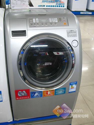 海尔滚筒大促销看近期洗衣机降价排行