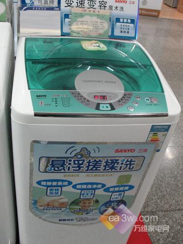 经济实惠2000元级别波轮洗衣机精选(3)